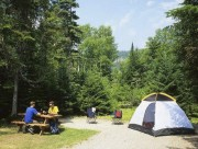 Camping Bleuvet... (Photo fournie par Tourisme Côte-Nord) - image 1.1
