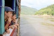 Descente du Mékong, au Laos.... (PHOTO FOURNIE PAR LA FAMILLE) - image 2.0