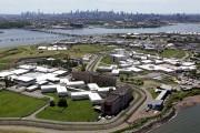Vue aérienne de la prison de Rikers à... (Phoot Seth Wenig, Archives Associated Press) - image 1.0