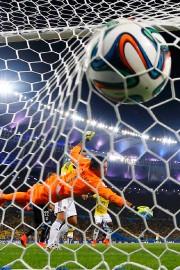 Avec 171 buts, le Mondial 2014 a égalé... (Photo Michael Dalder, Reuters) - image 2.0