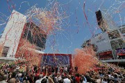 Les 49ers de San Francisco ont inauguré leur... (Photo Eric Risberg, Associated Press) - image 1.0