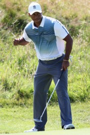 Tiger Woods... (Photo Peter Muhly, AFP) - image 2.0