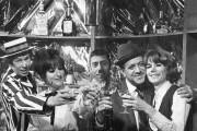 Denis Drouin, Amulette Garneau, Gilles Latulippe, Olivier Guimond... (Photo: archives Radio-Canada) - image 2.0