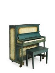 Le piano du célèbre film Casablanca, avec Ingrid... (Archives AP) - image 2.0