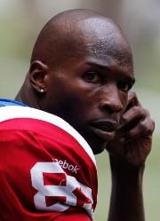 Chad Johnson semble souvent mécontent depuis qu'il s'est... (Photo Ben Nelms, Reuters) - image 2.0