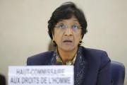 La haut-commissaire de l'ONU aux droits de l'homme,... (PHOTO MARTIAL TREZZINI, AP/KEYSTONE) - image 2.0