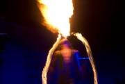 Le spectacle intitulé Haïti tout feu tout flamme... (Photo: Olivier Jean, La Presse) - image 2.0