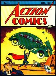 Une rare copie du premier numéro de bande dessinée de Superman pourrait être... - image 2.0