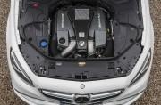 Le V8 biturbo assemblé à la main de... (Photo fournie par Mercedes-Benz) - image 2.1