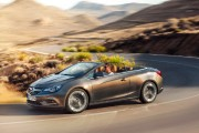 L'Opel Cascada ... (Photo fournie par Opel) - image 1.0