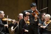 Le jeune violoniste Kerson Leong... (Photo: Édouard Plante-Fréchette, archives La Presse) - image 2.0