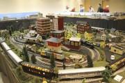 L'exposition des trains miniatures d'Exporail. ... (Photo fournie par le Musée ferroviaire canadien) - image 2.0