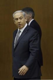Le premier ministre israélien Benyamin Nétanyahou.... (PHOTO GALI TIBBON, AFP) - image 1.0