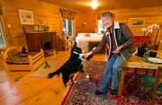 Birgit Schulze du Domaine Summum où les chiens... (PHOTO ROBERT SKINNER, ARCHIVES LA PRESSE) - image 3.0