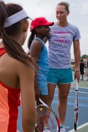 L'Australienne Samantha Stosur, 19e raquette mondiale, a échangé... (Photo Olivier Jean, La Presse) - image 2.0