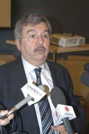 Christian Gagnon, président de Ciment McInnis.... (Collaboration spéciale Gilles Gagné) - image 2.0
