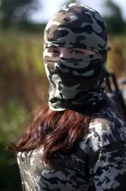 Confrontés à l'offensive militaire de Kiev et au... (Photo ZURAB DZHAVAKHADZE, AFP) - image 1.0