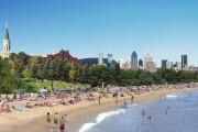 Dans ses premières phases, la future plage pourrait... (PHOTO FOURNIE PAR PROJET MONTRÉAL) - image 2.0