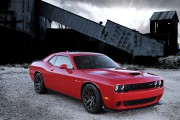 La Dodge Challenger SRT Hellcat ... (Photo fournie par Dodge) - image 1.0