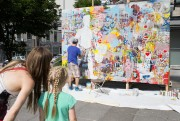 Cette année, près de 600 personnes sont venues... (- Photo fournie par le Carrefour jeunesse-emploi de la Capitale-Nationale) - image 4.0