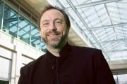 Le fondateur de Wikipédia, Jimmy Wales... (Photo La Presse) - image 1.0