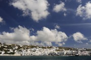 Île branchée des Cyclades, Mykonos toujours son charme... (Photo Andrée Lebel, La Presse) - image 1.0