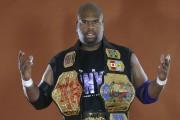 Dru Onyx (Rodney Kellman)... (Photo fournie par le lutteur) - image 5.0