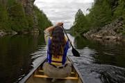 Excursion de canot dans le parc d'Aiguebelle (SÉPAQ),... (Photo Patrick Sansfaçon, La Presse) - image 2.0