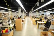 La production de vêtements à l'usine du Vermont... (Le Soleil, Andréanne Lemire) - image 2.0