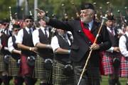 Des activités annuelles comme les Highland Games sont... (PHOTO ALAIN DéCARIE, LA PRESSE) - image 2.0