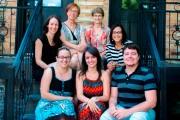 L'équipe de Beez Créativité Média... (Photo fournie par Beez Créativité Média) - image 3.0