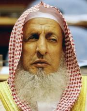 Le grand mufti d'Arabie saoudite, Abdel Aziz Al-Cheikh.... (PHOTO HASSAN AMMAR, ARCHIVES AFP) - image 2.0