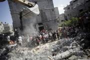 Israël a infligé un coup sévère au mouvement... (PHOTO KHALIL HAMRA, AP) - image 3.0