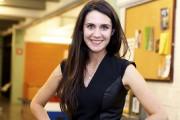 Mélissa Désormeaux-Poulin incarnera la prof de géographie humaine... (Photo: Sarah Mongeau-Birkett, La Presse) - image 3.0
