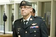 L'adjudant André Gagnon... (PHOTO CLÉMENT ALLARD, ARCHIVES LA PRESSE CANADIENNE) - image 1.0