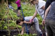 Les enfants tirent une grande fierté de cette... (Photo Sarah Mongeau-Birkett, La Presse) - image 1.0