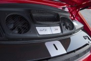Le six-cylindres à plat de la 911 GT3... (Photo fournie par Porsche) - image 1.0