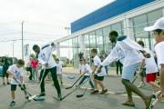 Le programme Jeunes espoirs du hockey Hyundai vient... (Photo Agnieszka Stalkoper, fournie par Citoyen Optimum) - image 3.0