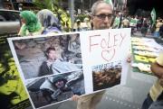 Le journaliste américain James Foley, enlevé en novembre... (Photo Carlo Allegri, Reuters) - image 1.1