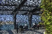 Une jolie terrasse permet de se prélasser au... (Photo founie par l'Office de Tourisme et des Congrès de Marseille) - image 1.1
