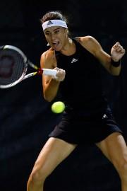 La Roumaine Sorana Cirstea sera la prochaine adversaire... (Photo Geoff Burke, USA Today) - image 2.0