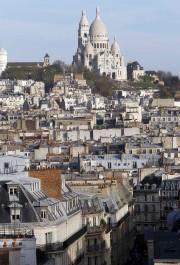 Il y a les classiques tour Eiffel et... (Photo Benoit Tessier, Reuters) - image 3.0
