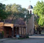Les artistes sont inspirés par Santa Fe. Sur... (Photo Dan Monaghan, fournie par le New Mexico Tourism Department) - image 3.0