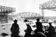 Cette photo, prise en 1917, montre les dernières... (Archives Le Soleil) - image 1.1