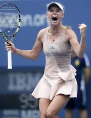 Caroline Wozniacki... (PHOTO KATHY WILLENS, AP) - image 1.0