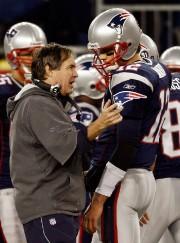 Bill Belichick et Tom Brady... (Photo Brian Snyder, archives Reuters) - image 3.0