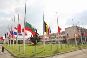 Vue sur le Parlement de l'OTAN, à Bruxelles,... (PHOTO YVES LOGGHE, ARCHIVES AP) - image 2.0