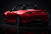 Préalablement à sa première grande sortie publique... (Photo fournie par Mazda) - image 2.0