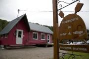 Au village de Petit-Saguenay, la boulangerie Coeur du... (PHOTO HUGO-SEBASTIEN AUBERT, LA PRESSE) - image 2.0