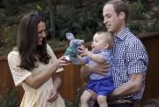 La duchesse de Cambridge, Kate Middleton, le petit... - image 4.0